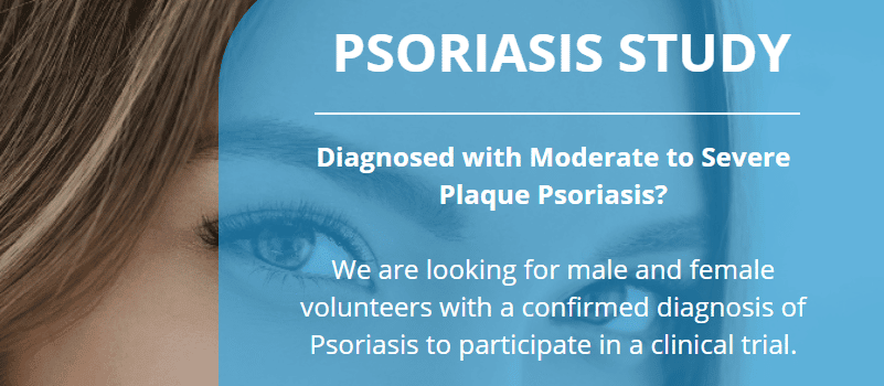 Psoriasis Study at Skin Care Research